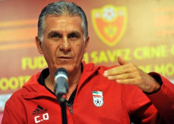 Carlos Queiroz's Iran have the best record among the Asian countries going into the World Cup