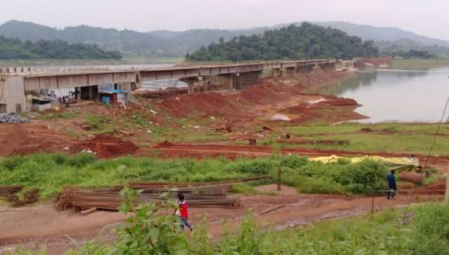 Gurupriya river, Congress, BJD spar over development in tribal areas