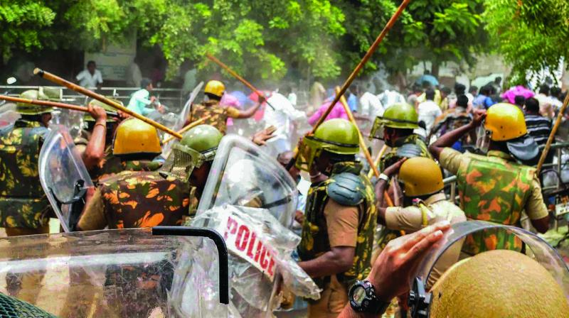 , Tuticorin violence: Media houses to submit videos
