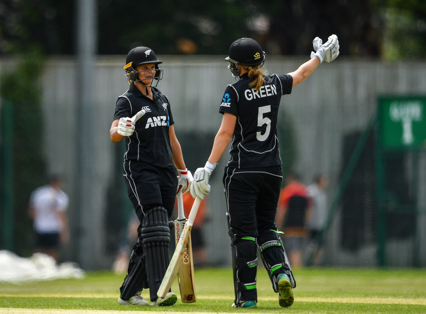 Suzie Bates stars as New Zealand post highest ever ODI total