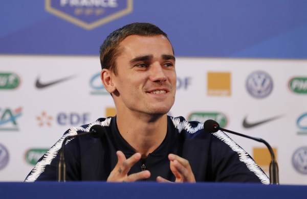 Antoine Griezmann fires back at Thibaut Courtois after comments