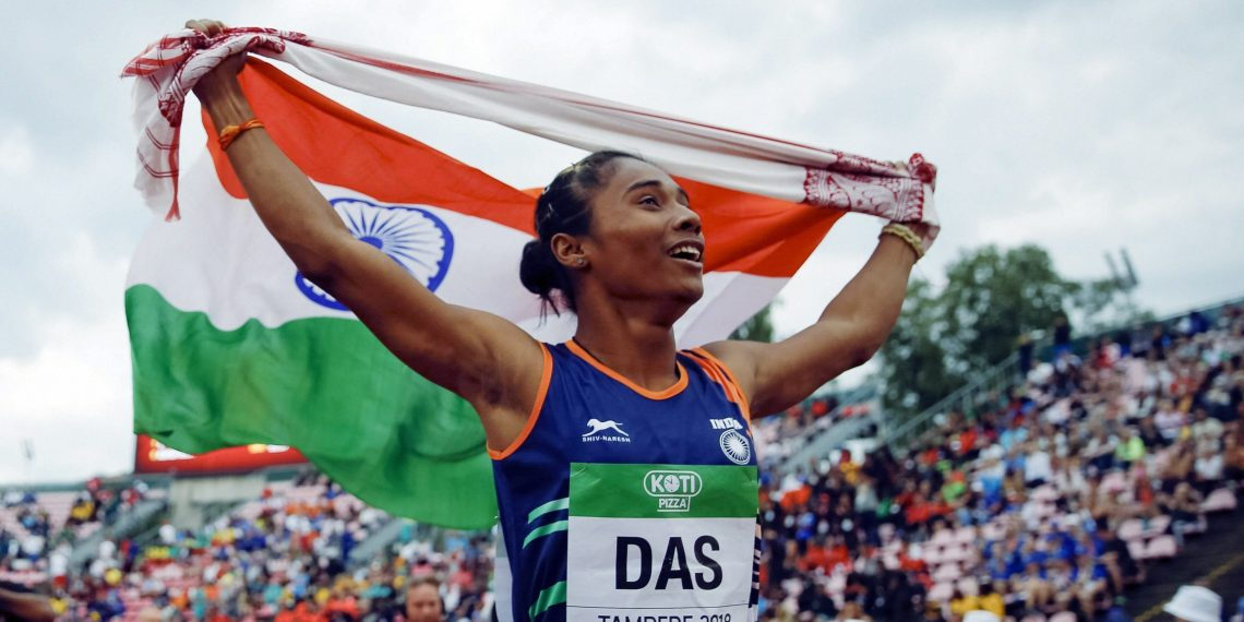 Hima Das has said that she is living a dream after her gold medal winning feat in women's 400 m at the IAAF World U-20 Championships in Tampere, Finland