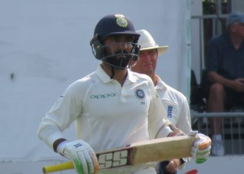 Dinesh Karthik showed he was in good nick with the bat with an aggressive knock, Wednesday