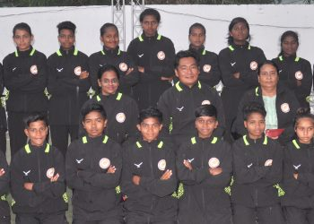 Odisha team announced for the upcoming Sub-Junior Girls' National Football Championship