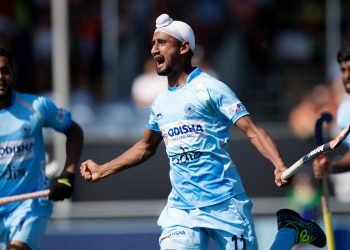 Mandeep Singh scored India's only goal and helped the Men in Blue qualify for the final of the Champions Trophy hockey tournament