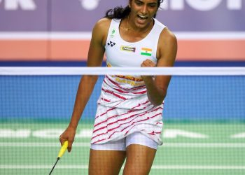 PV Sindhu celebrated her birthday Thursday with a facile win over her Japanese rival Aya Ohori