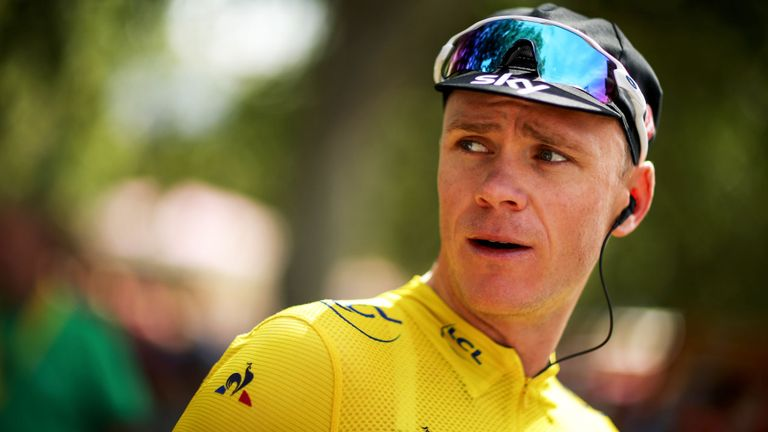 Froome faces challenge from BMC team at Tour de France
