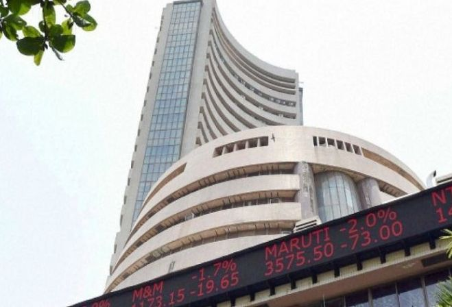 Sensex, Sensex falls 188 points on global cues, weak macro data