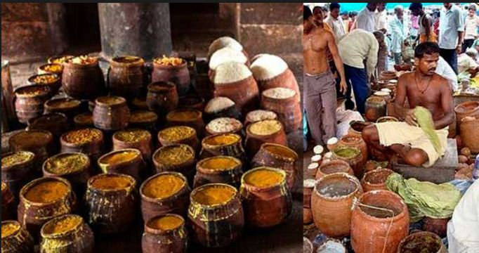 Mahaprasad, Rate chart of Mahaprasad to be displayed in Jagannath temple