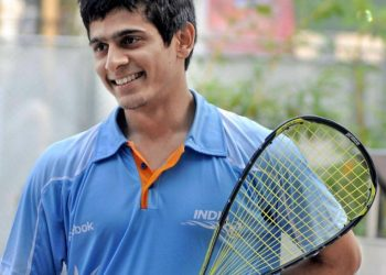 Saurav Ghosal beat compatriot Harinder Pal Sandhu