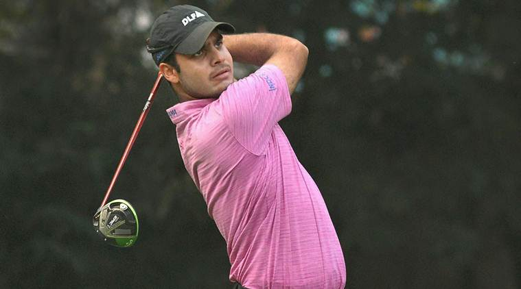 Shubhankar Sharma is all set to make the cut at his second successive Major tournament