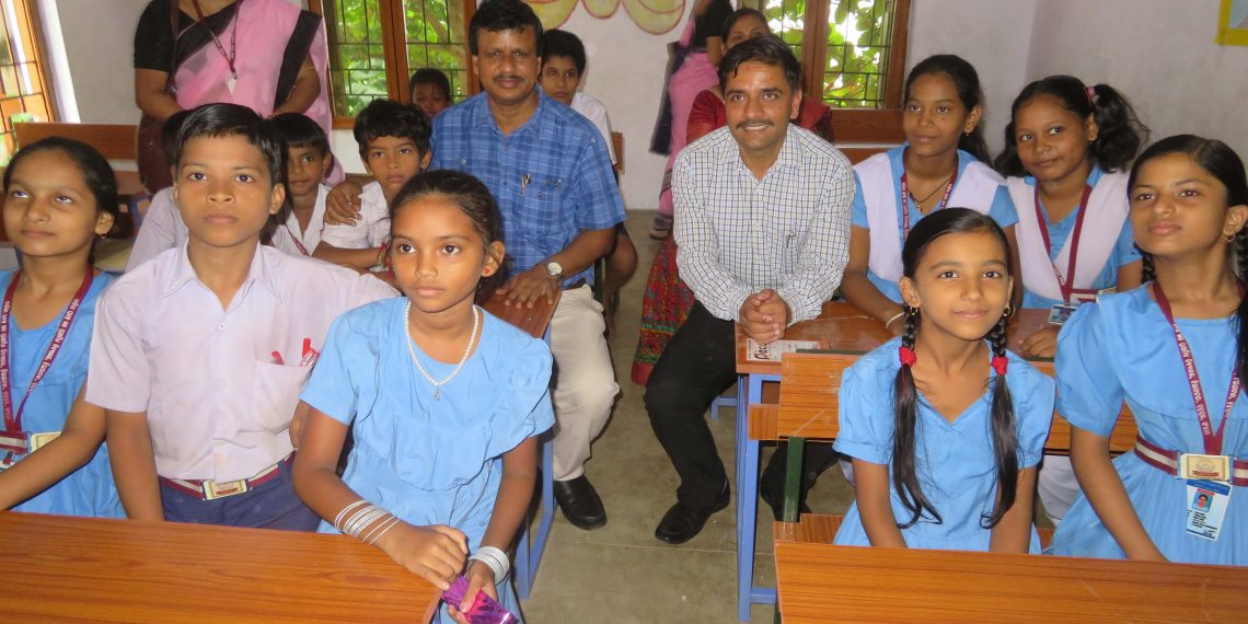 Students, Chairs, desks soon for all Ganjam school students