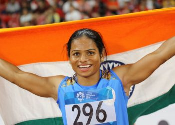 Book on sprinter Dutee Chand is slated to release next year