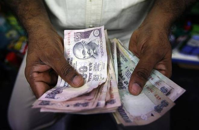 Rupee, Rupee slips 6 paise against US dollar