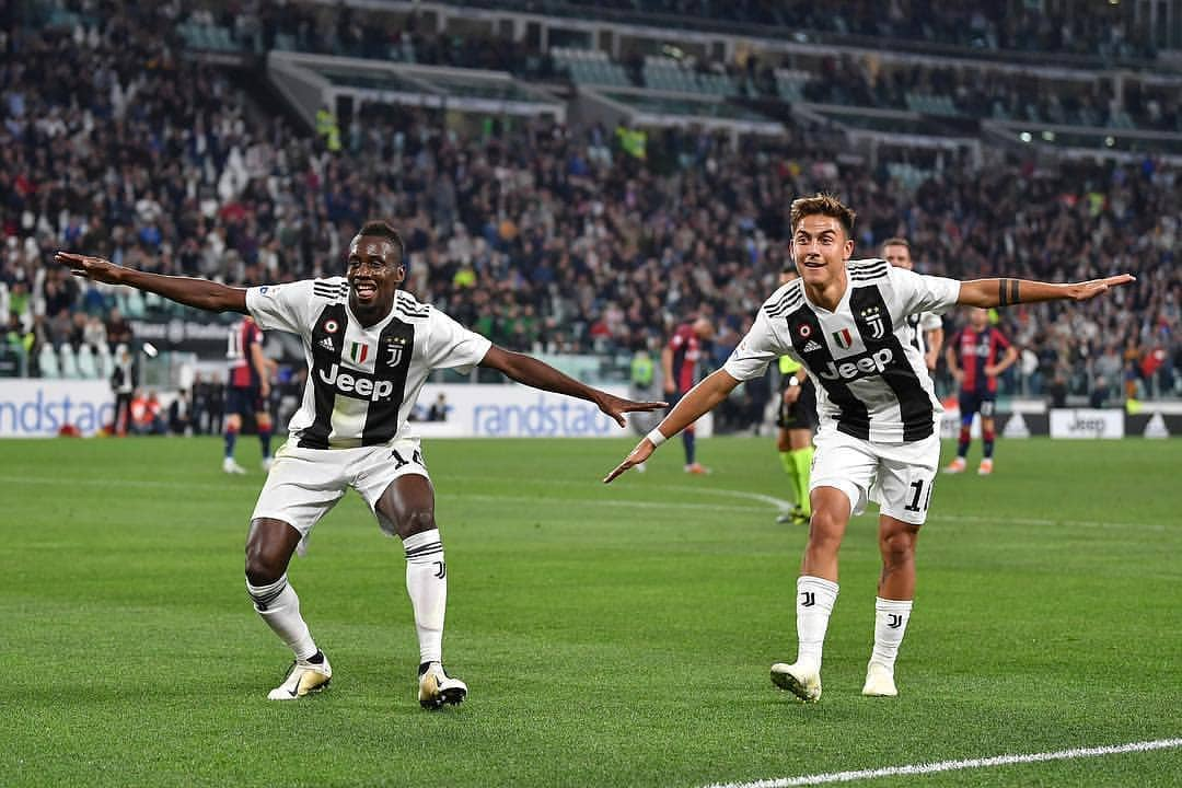 Allegri: Dybala And Ronaldo Yet To Hit Peak