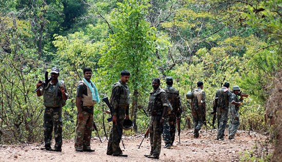 Maoists, Operations against Maoists in Koraput halted for 7 days