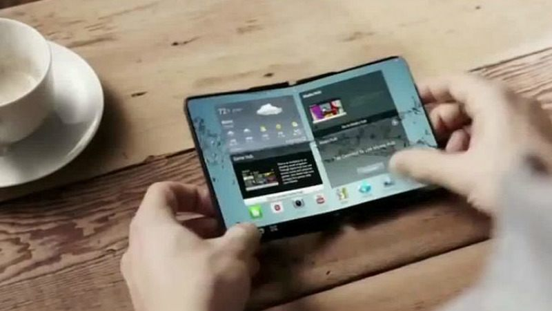 samsung, Samsung set to launch foldable smartphone this year