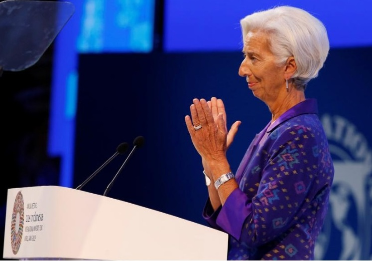 International Monetary Fund chief urges governments to avoid wrong trade policies