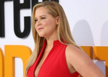Amy Schumer announces she's pregnant.
