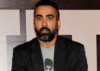 "Actor Ranvir Shorey will play a straight-arrow police officer in his ""Rangbaaz"" maiden digital show which also stars actor Saqib Saleem. (Twitter)"