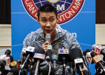 Lee Chong Wei of Malaysia plans to return to badminton after successful treatment of his nose cancer