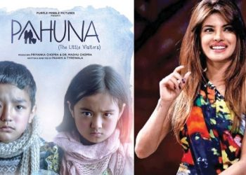 'Pahuna - The Little Visitors' produced by Priyanka Chopra.
