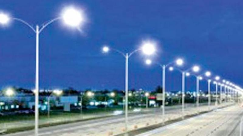 Plantation On More River Banks Led Street Lights In All