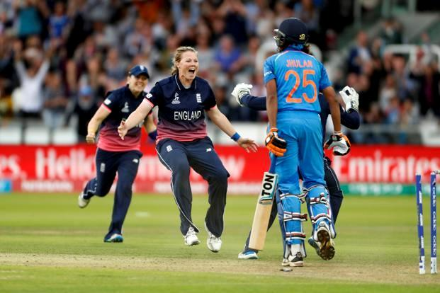England Women vs India Women - Highlights & Stats