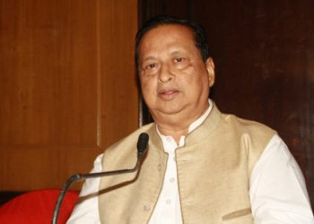 File pic of PCC chief Niranjan Patnaik