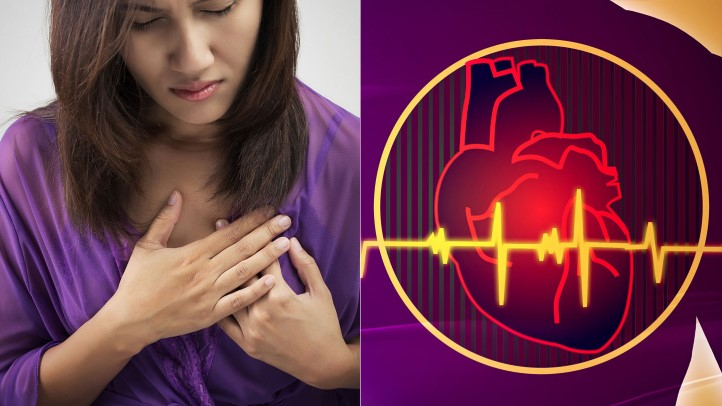 Less than six hours sleep per night increases risk for heart disease