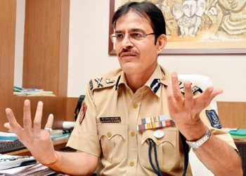 File photo of DGP RP Sharma