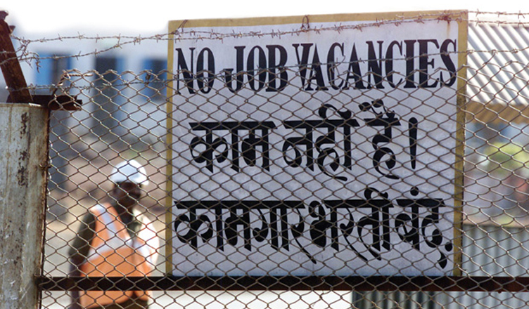 , Joblessness at 45-year high: Report