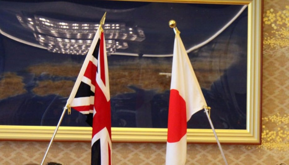 , Britain, Japan to unveil technology programme to boost innovation