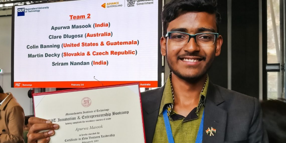 , 'Rocket student' makes state proud