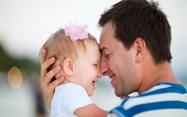 , Fathers are happier parents: Study