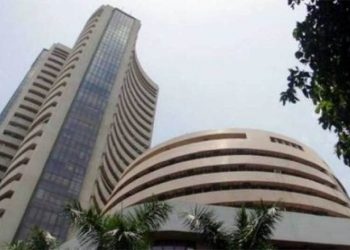 Sectorally, the BSE realty index topped the chart, surging 2.60 per cent, followed by telecom, bankex, healthcare and finance indices.