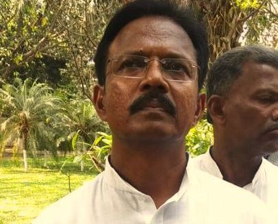 Majhi told reporters that was unable to meet Chief Minister and BJD president Naveen Patnaik and submitted the resignation letter to political secretary of the party chief.