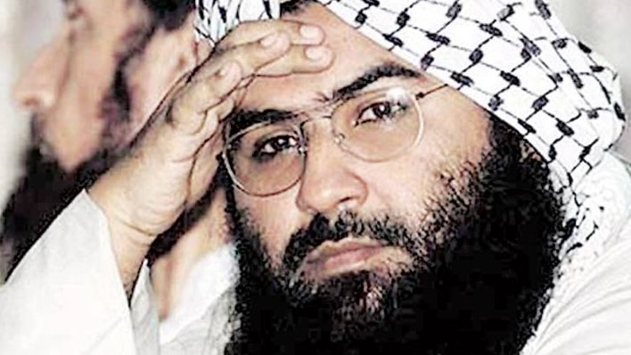 Image result for Congress slams China for blocking Azhar's listing as global terrorist