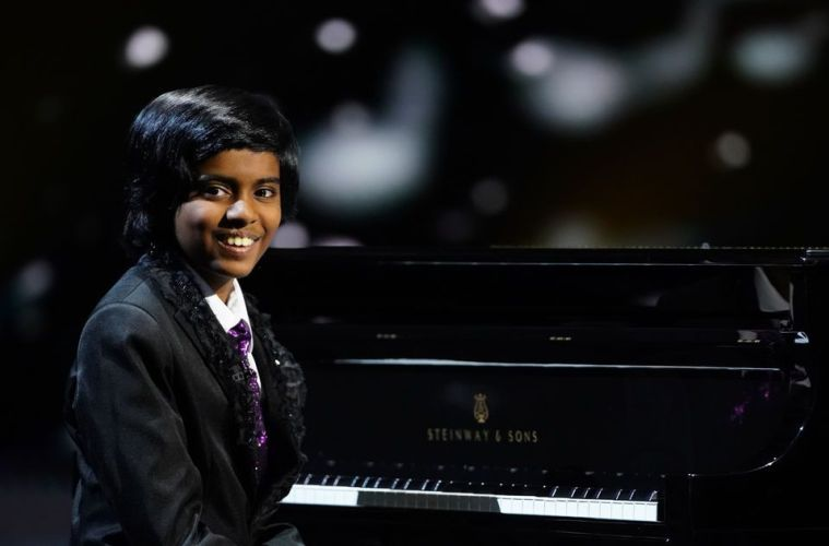 Lydian Nadhaswaram Facebook: Chennai Teen Pianist Wins USD 1 Million On US Show