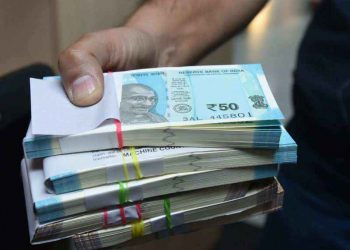 The rupee opened strong at 70.32 at the interbank forex market then gained further ground and touched 70.21.