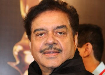 Shatrughan Sinha has been critical of the party's top leadership on several occasions in the past.