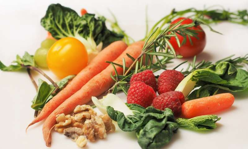 Healthy foods must be taken on a daily basis