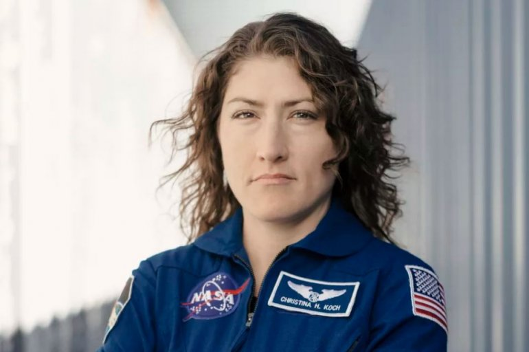 Astronaut to Eclipse Record for Longest US Spaceflight by a Woman