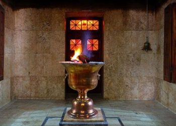 A Parsi fire temple. (Representational image)