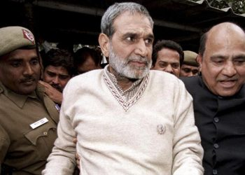Former Congress leader Sajjan Kumar is serving a life term in Tihar jail for the 1984 Anti-Sikh riot case (PTI)