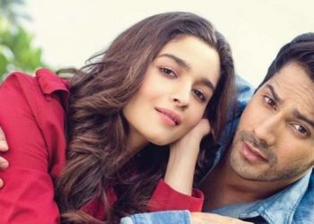 Alia all praise for Varun