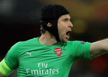 Cech, 37, enjoyed the best years of his career at Stamford Bridge, winning 13 trophies including four Premier League titles and the Champions League in 11 seasons with Chelsea.