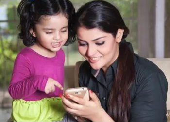 Smartphone is the most widely used device for parenting, but only 38 per cent would recommend it to their family or friends, said the study by YouGov, an Internet-based market research and data analytics firm.