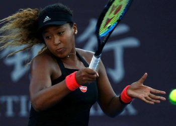 Naomi Osaka was seeded at a Grand Slam for the first time at the 2018 French Open.