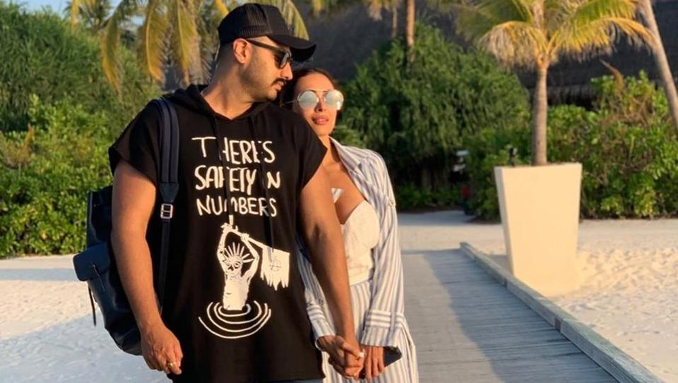 It's official now! Malaika Arora confirms relationship with Arjun Kapoor